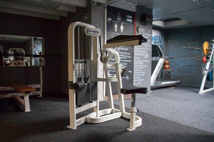 Broadbents' Gym